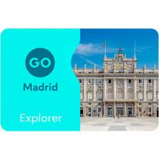 Madrid Explorer Pass - 7 Atrações