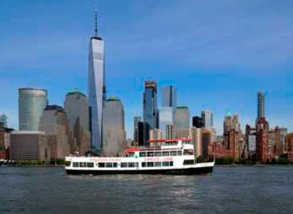 Passeio de Barco Lights Cruise - New York