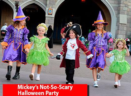 Mickey's Not-So-Scary Halloween Party 2020